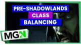 Big class changes in Shadowlands