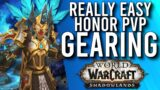 Honor Vendor Returns! Easy PvP Gearing In Shadowlands! – WoW: Shadowlands 9.0