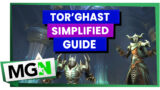 5 TIPS TO SOLO TORGHAST IN SHADOWLANDS (WoW)