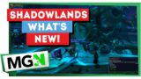 What's new in Shadowlands! – Every single change explained