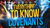 Shadowlands Covenant Guide – Renown, upgrades, rewards – All you need to know