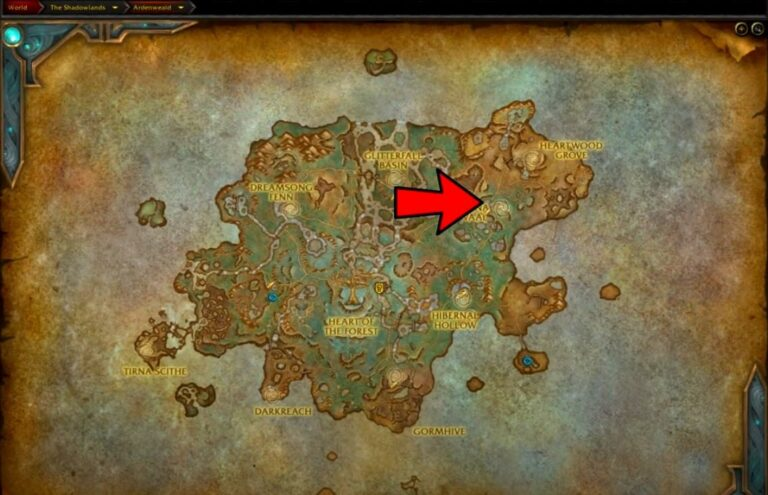 WoW: Shadowlands Fish Locations - Fishing Guide - MGN ...