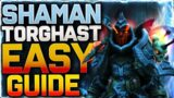 Torghast FASTEST Shaman Build  I  Get that SOUL ASH!  I Shadowlands World of Warcraft