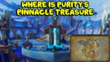 Where is Purity's Pinnacle Anima Conductor Treasure? – World Of Warcraft Shadowlands