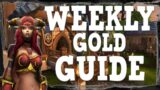 GOLD GUIDE TO FARMING – WHAT TO FARM THIS WEEKEND! | Shadowlands 9.0