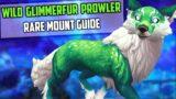 Wild Glimmerfur Prowler Rare Mount Guide – Shadowlands WoW – Valfir the Unrelenting