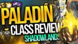 IS IT FUN? The Shadowlands PALADIN Class Review! Retribution, Protection & Holy