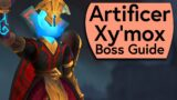 Artificer Xy'mox Raid Guide – Normal/Heroic Artificer Xy'mox Castle Nathria Boss Guide