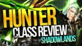 IS IT FUN? The Shadowlands HUNTER Class Review! Marksmanship & Beast Mastery
