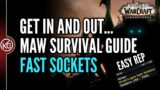How To Survive In The Maw And Get More Rep/Stygia – World of Warcraft Shadowlands Maw Guide