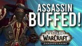 Assassination Got Buffed! How Does It Feel In Shadowlands? – WoW: Shadowlands 9.0
