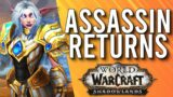 This Spec Is SO FUN! Return Of Assassination For PvP In Shadowlands! – WoW: Shadowlands 9.0