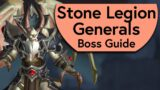 Stone Legion Generals Raid Guide – Normal/Heroic Kaal and Grashaal Castle Nathria Boss Guide