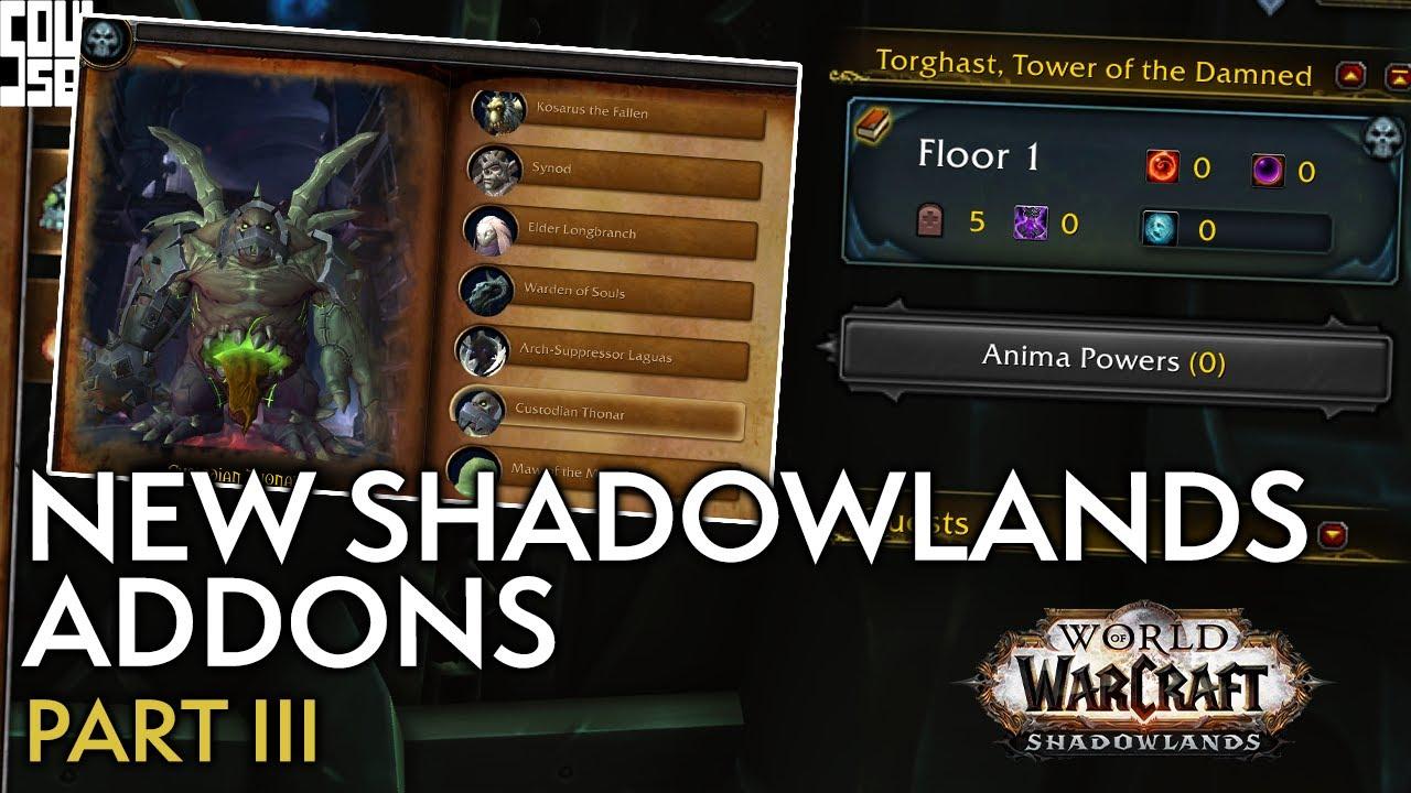 MGN World of Warcraft: Shadowlands