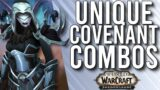 New Covenant Class Combos! More Interesting Builds I Found In Shadowlands! – WoW: Shadowlands 9.0