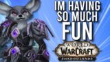 This Expansion has Been INSANELY Fun! I Cannot Stop Playing! – WoW: Shadowlands 9.0