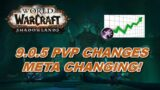 Shadowlands 9.0.5 PVP Updates! META CHANGING! | WoW Shadowlands