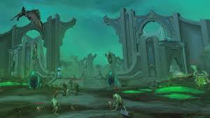 The Necrotic Wake Dungeon