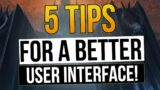 5 Tips For A Better User Interface! WoW Shadowlands | LazyBeast UI Guide