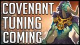 UPCOMING COVENANT & LEGENDARY CHANGES – Big Buffs in Patch 9.0.5 PTR