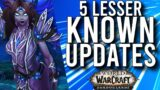 5 Lesser-Known Changes Added In Patch 9.0.5 PTR In Shadowlands! – WoW: Shadowlands 9.0