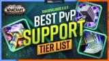 BEST PVP SUPPORT CLASS TIER LIST | WoW Shadowlands 9.0.5