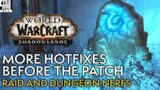 This Week's Final Hotfixes Before 9.0.5? Quick Overview