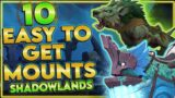 10 Easy to get Mounts in WoW: Shadowlands