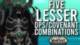 5 LESS STRONG Covenant DPS Combinations That Needs Buffs In Shadowlands!