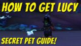 How to get Lucy battle pet from Dirty Glinting Object: WoW Shadowlands