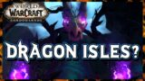 Did I find the Dragon Isles?! 🐲🏝️ World of Warcraft Speculation