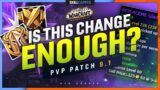 WILL THIS CHANGE SAVE PVP GEARING? Shadowlands PvP 9.1 PTR Update
