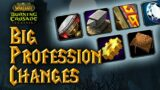 BIG CHANGES To Professions That Affect YOU: WoW TBC Classic