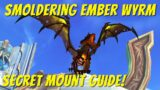 How to get Smoldering Ember Wyrm in Return to Karazhan from Nightbane!